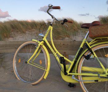 fiets op Vlieland
