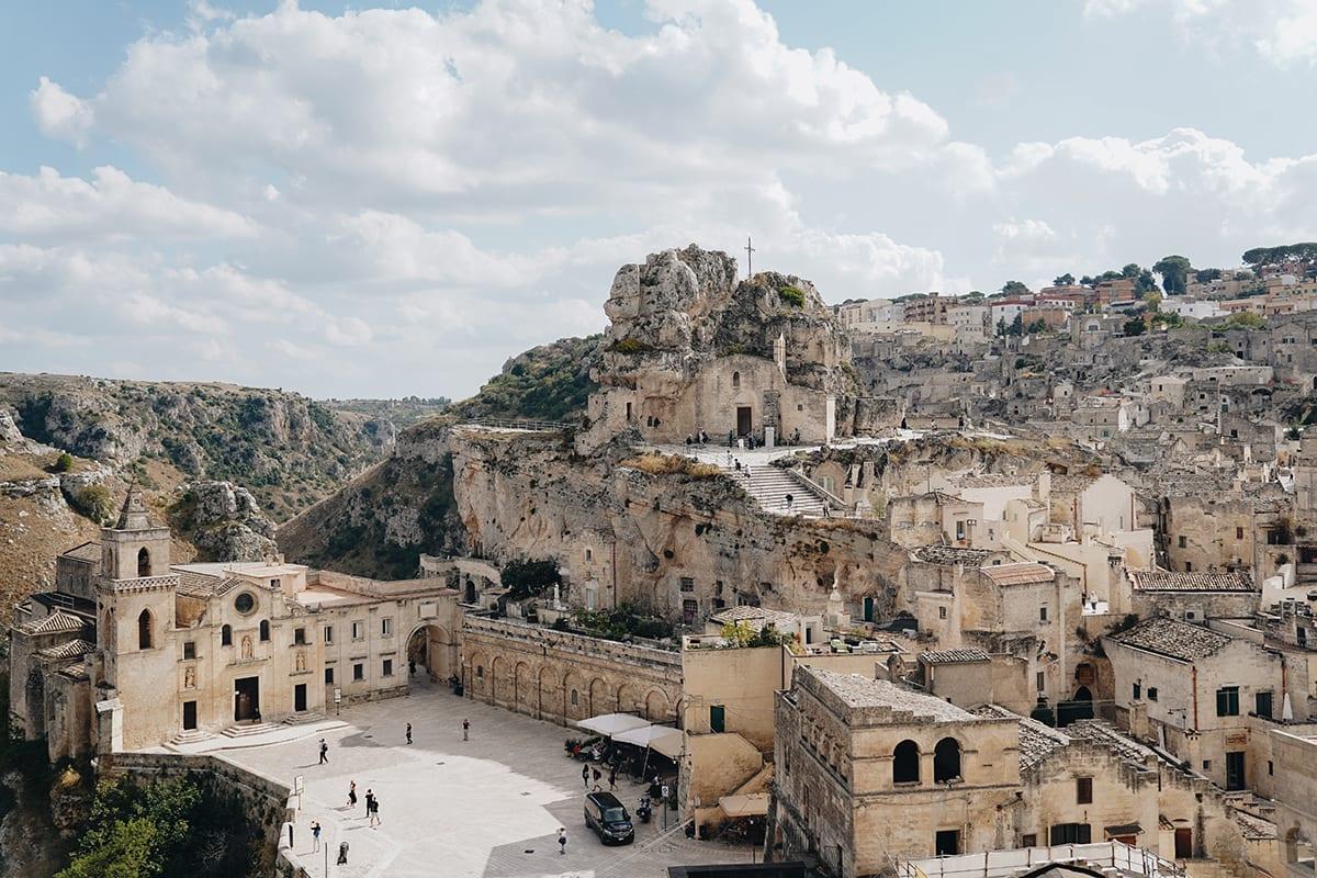 Rondreis in Italië