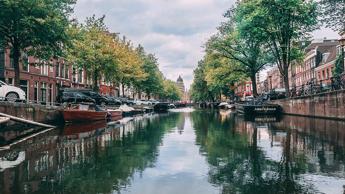 Weekendje weg met vrienden in Nederland